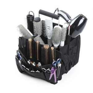 Borsa Open Style Xanitalia modello multiplo porta attrezzi per parrucchiere ed estetista