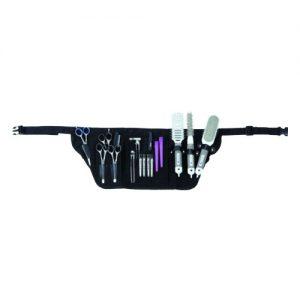Cintura Dimension Xanitalia porta attrezzi per parrucchiere. Modello centrale