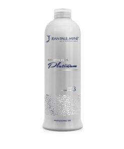 Keratin Plus Platinum Conditioner Jean Paul Mynè rappresenta l'ultimo step del trattamento KERATIN PLUS PLATINUM. Sviluppato per dare la massima brillantezza, maneggevolezza ed idratazione. Adatto a tutti i tipi di capelli è un prodotto indispensabile in salone perché può essere usato per un condizionamento e per regalare idratazione e morbidezza.