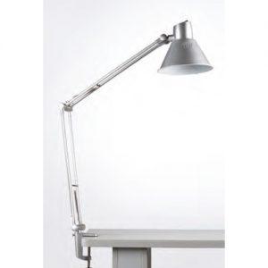 Lampada da tavolo con morsetto Xanitalia