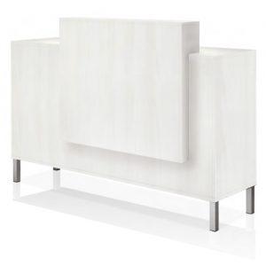 Mobile cassa Atrium Consolle Xanitalia white