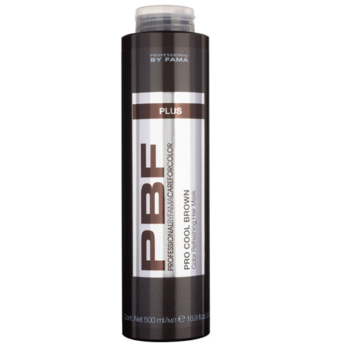 Pro Cool Brown 500 ml Professional By Fama