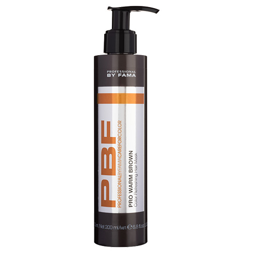 Pro Warm Brown Professional By Fama