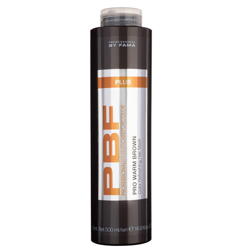 Pro Warm Brown 500 ml Professional By Fama