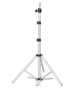 Stativo alluminio regolabile Xanitalia per testa studio