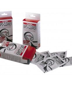 Disincrostante Vapo Cleaner Muster per vaporizzatori in confezione contenente 5 bustine da 30gr.