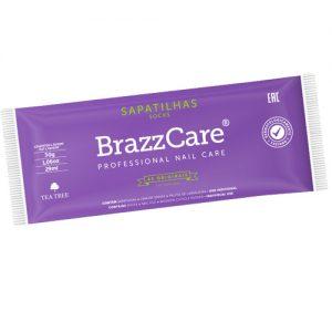 BrazzCare Pedicure Kit contiene un paio di piedini con una fantastica crema emolliente con battericida, funghicida, antisettico, cicatrizzante e per la guarigione delle ferite che ammorbidiscono e proteggono la cuticola, facilitando la sua rimozione in modo sicuro e igienico.Il miglior servizio di pedicure, non accontentarti di meno.