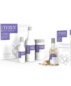 Hair Toxx prodotti per il trattamento con Frozen Machine