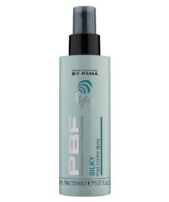 Silky Professional By Fama disciplina il crespo ammaliando la chioma. Effetto liscio progressivo, applicazione dopo applicazione.Dona luminosità e morbidezza estrema. Condiziona e idrata senza appesantire i capelli.