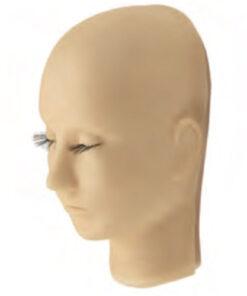 ReViso Make Up Sibel è un set di manichini per il trucco e l'estensione delle ciglia che costituisce il modo perfetto per apprendere l'applicazione delle extension per ciglia.